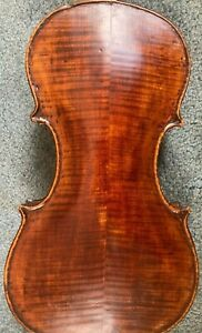 OLD FULL SIZE VIOLIN 1850S or so no reserve