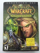 World of Warcraft: The Burning Crusade (Commodore 64, 2007)