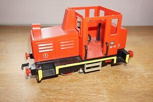 Playmobil Spur G Bastler Diesellok