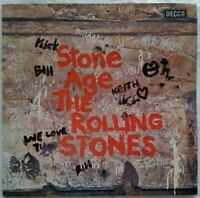 "ROLLING STONES⚠️Mint- 1971-12"" LP-Stone Age- Decca 621432 AO Germany"