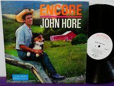 JOHN HORE Encore LP 60s COUNTRY & WESTERN NEW ZEALAND Joe Brown NM