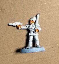 40k Praetorian Sergeant Citadel Metal OOP Imperial Guard