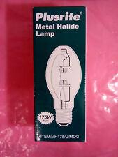 Plusrite 175W MH175/U/MOG M57 Metal Halide LIght Bulb 1014 - Fast Shipping