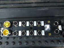 Molex bradcontrol Clásico 8 Puerto M12 Ethernet/IP áspero de I/o nodo Free UK Post