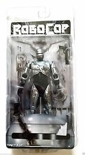 "NECA BATTLE DAMAGED Robocop 7"" Poseable Model Figure Collectible"