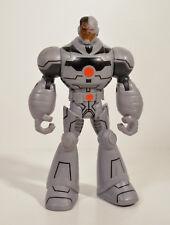 """2012 Adult Cyborg 5"""" Action Figure DC Teen Titans Justice League Mattel Target"""
