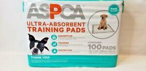ASPCA AS62930 Dog Training Pads, Pack of 100