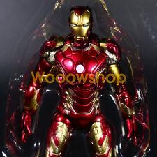 Marvel Select Iron Man Mark XLIII Armor MK43 7inch Action Figure Avengers Loose