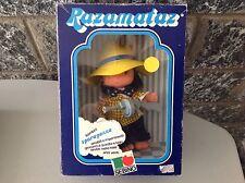 Vintage 80S# Razamataz Doll Spara Panna Rare#Nib  Figure