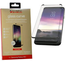 ZAGG SAMSUNG GALAXY S9+ GLASS CURVE SCREEN PROTECTOR BLACK FINISH 0S31408