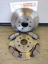 SUZUKI WAGON 'R' FRONT VENTED BRAKE DISCS AND PADS 1.2 1.3 2000 - 2006