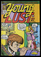 Young Lust #3, 1st printing, VF 8.5, cover by Bill Griffith
