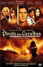 DVD NEUF LE PIRATES DES CARAIBES 1976  avec Robert Shaw, James Earl Jones, Pet