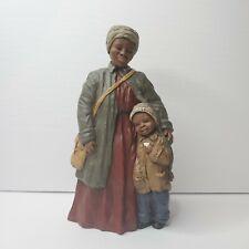 All Gods Children Harriet Tubman and Daniel Martha Holcombe Figurine #216