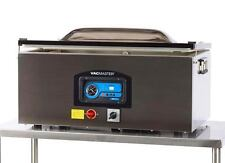 Vacmaster VP330 Chamber Vacuum Sealer w/ One 27in & Two 12.5in Seal Bar