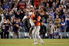 Houston Astros vs LA Dodgers 2017 Game 7 World Series PDF Ticket 11/1/17
