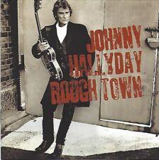 JOHNNY HALLYDAY / ROUGH TOWN * NEW CD 1994 * NEU *
