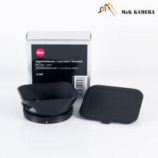 Leica 12589 Black Hood for Summilux-M 35mm f/1.4 Asph #904