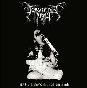 FORGOTTEN TOMB - 111: Loves Burial Ground  CD New Sealed