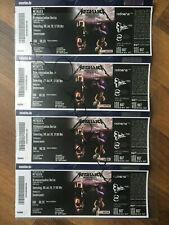 Metallica - Olympiastadion Berlin 06.07.19 - Stehplatz Innenraum