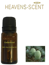 Heavens Scent 100 Pure Natural Cedarwood Essential Oil - Aromatherapy - Diffuser