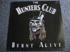 The Hunters Club-Burnt Alive LP-1989 Germany-33 U/min-Album-Hardrock-PIG 003