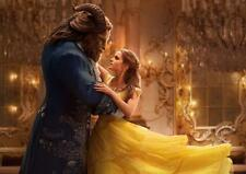 BEAUTY AND THE BEAST 2017 MOVIE POSTER Belle Rose Wall Art Print Photo A3 A4
