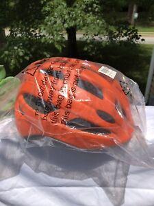 TurboSke Toddler Bike Helmet Age 3-5 yrs Orange Helmet New