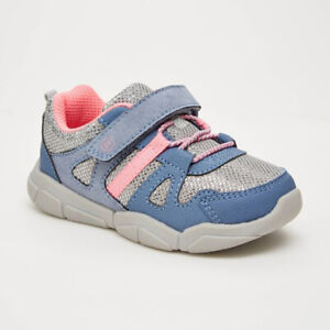 NWB Toddler Girls' Surprize by Stride Rite Rusty Sneakers Pink /Purple Size 12M