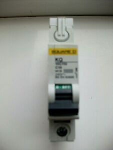 Square D KQ MCB's C10 amp - 10c110