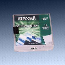 Maxell DLT/SDLT, Cleaning Cartridge Datenkassette, NEU & OVP
