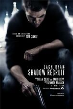 Jack Ryan Shadow Recruit - original DS movie poster - 27x40 D/S