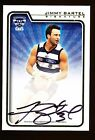 2010 Herald Sun Jimmy Bartel Signature card