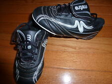 Mitre Soccer Baseball Cleats Shoes Black Size 13