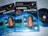 LONDON - BRIGHTON EXPRESS VERSION 1.0 - Microsoft Train Simulator ADD-ON