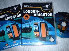 LONDON - BRIGHTON EXPRESS VERSION 1.1 - Microsoft Train Simulator ADD-ON