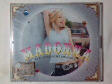 MADONNA What it feels like for a girl cd singolo GERMANY SIGILLATO SEALED