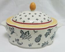 Villeroy & Boch Switch 5 Plantation Oval Covered Vegetable Dish