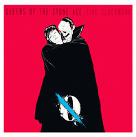QUEENS OF THE STONE AGE LIKE CLOCKWORK NEW SEALED DOUBLE LP & MP3 IN STOCK