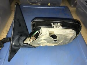 1998-1999-2000-2001 BMW E38 740I 740iL LEFT DRIVER MIRROR WITHOUT COVER