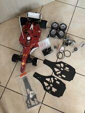 Ferrari F2004 SCALA 1/8 DE AGOSTINI KYOSHO R/C A SCOPPIO