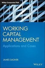 Working Capital Management: Applications and Cases (Paperback)