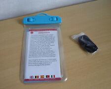 Waterdichte bescherm hoes voor telefoon gsm smartphone  Waterproof pouch NIEUW