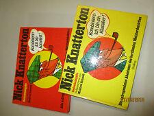 Nick Knatterton - Buch 1 & 2  Stalling HC Quer