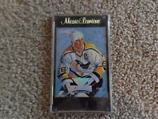 1994-95 Donruss Ice Masters Mario Lemieux Pitts Penguins IN HARD PLASTIC CASE