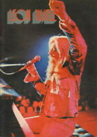 LEON RUSSELL Japan tour book/ticket stub in Tokyo in 1973 A Song for You