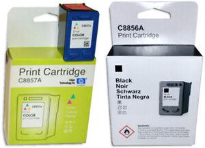 2-Pak SET HP C8856A/C8857A Ink Cartridges for Microboards G4/PF-3/CX-1 & Rimage