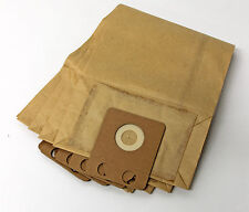 Pack of 5 Disposable Dust bag suitable for Nilfisk Saltix 202-CIC