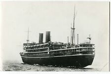 India Collectable Cruise Liner Postcards