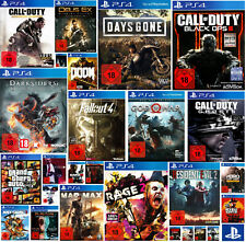 Sony PlayStation 4 | PS4 | Beliebte Spiele | USK 18 | NEU & OVP |